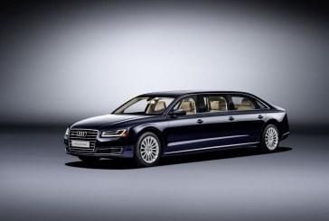 Audi A8 L extended – Une limousine XXL unique à 6 portes et 6 places