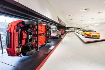 Exposition «L'Ère Transaxle. De la 924 à la 928» au Porsche Museum du 27 Avril au 16 Octobre 2016