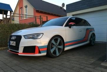 MR-Racing RS3 Evo2 – Une Audi RS 3 de 535 ch et 700 Nm de couple