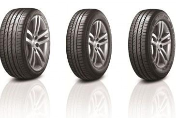 Lancement en Europe des premiers pneus été Laufenn, marque de Hankook