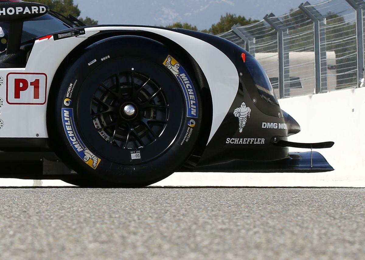 De nouveaux pneus Michelin pour une saison FIA WEC 2016 riche de changements