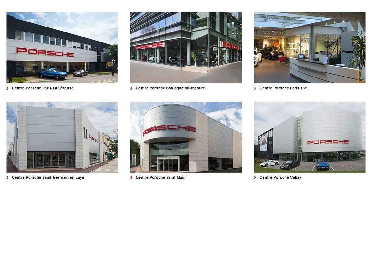 Ouverture de 2 nouveaux centres Porsche en IDF avec un nouveau service de conciergerie