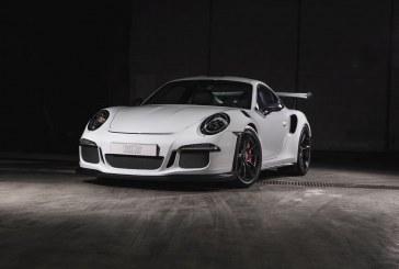 TECHART Carbon Sport Package – Des pièces en carbone pour la Porsche 911 GT3 RS