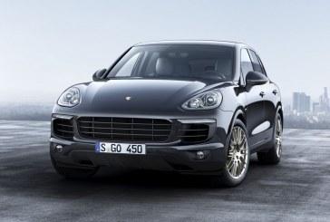 Porsche Cayenne Platinum Edition – Élégance et exclusivité en édition limitée