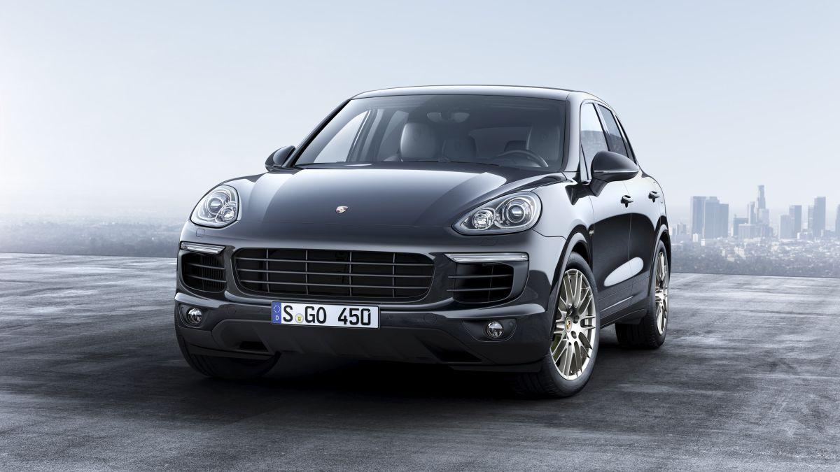 Porsche Cayenne Platinum Edition - Élégance et exclusivité en édition limitée
