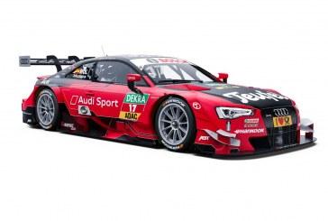 DTM – Audi Sport est prêt pour la nouvelle saison 2016