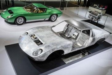 Techno Classica 2016 – Lamborghini PoloStorico célèbre les 50 ans de la Miura
