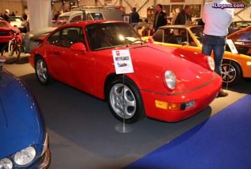 Techno Classica 2016 – Porsche 911 RS America de 1992 – Limitée à 701 exemplaires