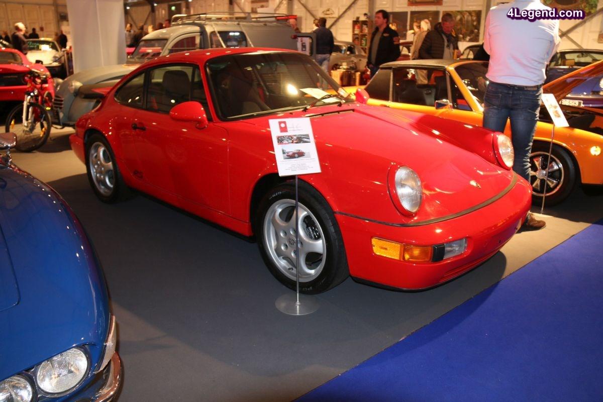 Techno Classica 2016 - Porsche 911 RS America de 1992 - Limitée à 701 exemplaires