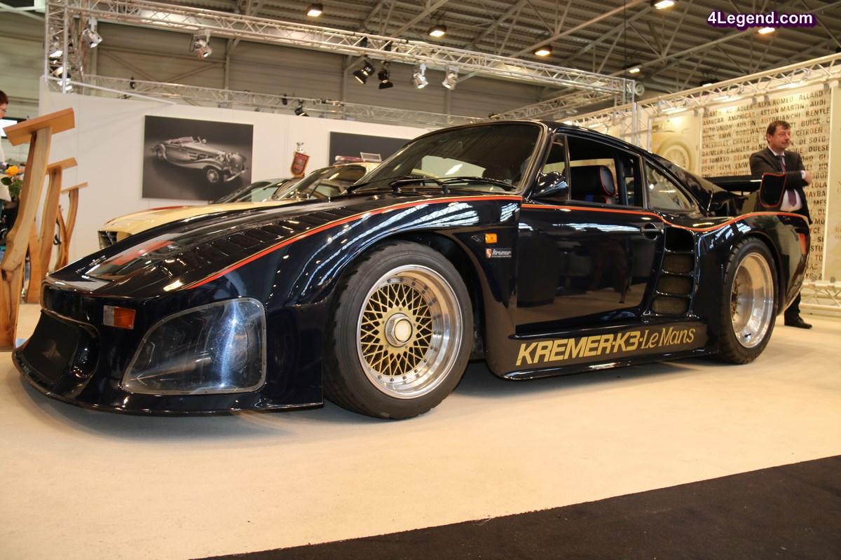 Techno Classica 2016 Porsche 935 Kremer K3 Le Mans De