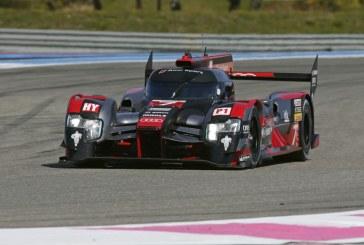 WEC – Audi a testé ses Audi R18 e-tron quattro au prologue au Castellet