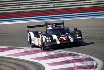 WEC – Porsche domine avec ses 919 Hybrid au prologue du Castellet