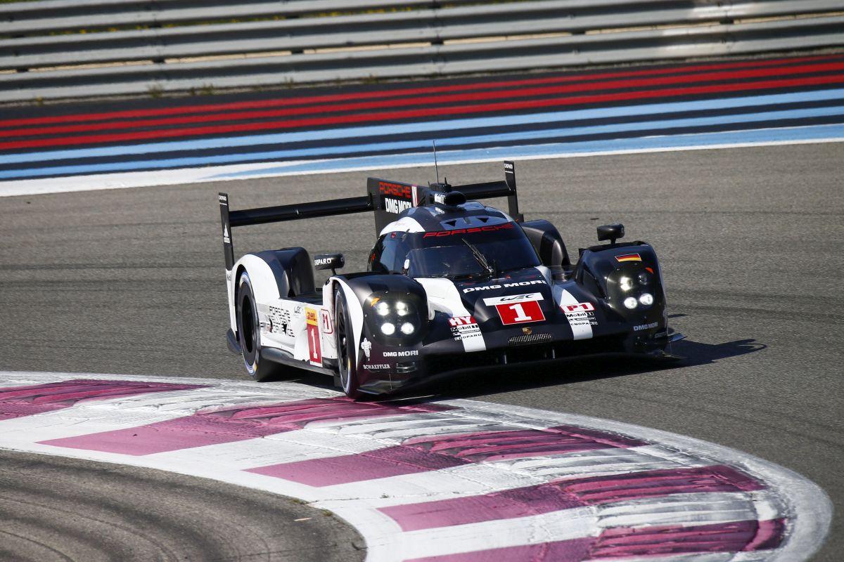 WEC - Porsche domine avec ses 919 Hybrid au prologue du Castellet