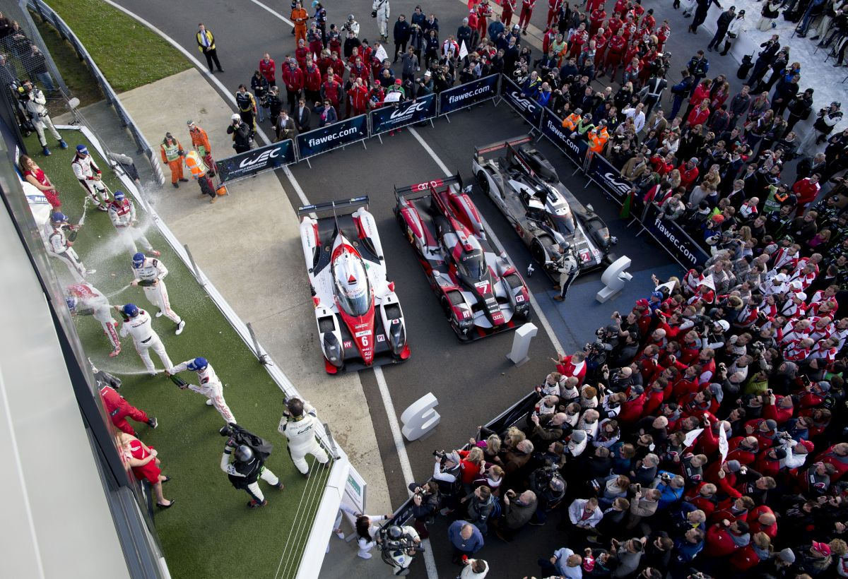 WEC - Porsche décroche finalement la victoire aux 6 Heures de Silverstone face à Audi