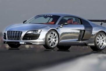 MTM vend sa MTM (Audi) R8 V10 Biturbo GT – en aluminium poli de 802 ch – 500 000 euros