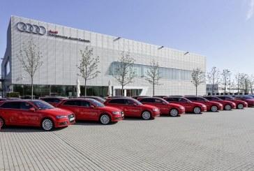 Audi poursuit le développement de la mobilité électrique – 1,4 million de km d'essais «Vorsprung»