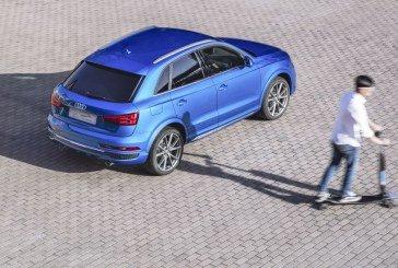 Audi connected mobility concept – Une Audi Q3 spécifique pour le Salon de l'Automobile de Pékin 2016