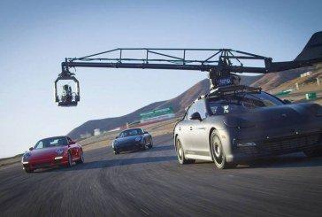 Porsche Panamera Chase Car – La performance au service du cinéma