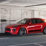 Porsche Macan by Prior Design – Un Macan très agressif