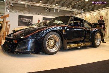 Techno Classica 2016 – Porsche 935 Kremer K3 Le Mans de Walter Wolf