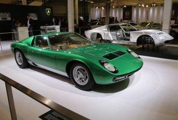 Techno Classica 2016 – Stand Lamborghini