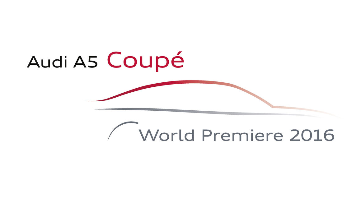 Live de la première mondiale de l'Audi A5 Coupé - 02/06/2016 à 21h15
