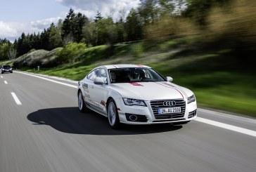Autobahn A9 : le véhicule d'essai « Jack » possède des capacités d'interaction