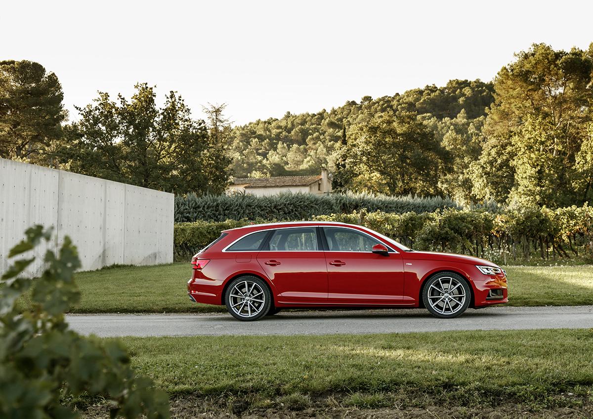 Audi poursuit sa croissance mondiale en avril