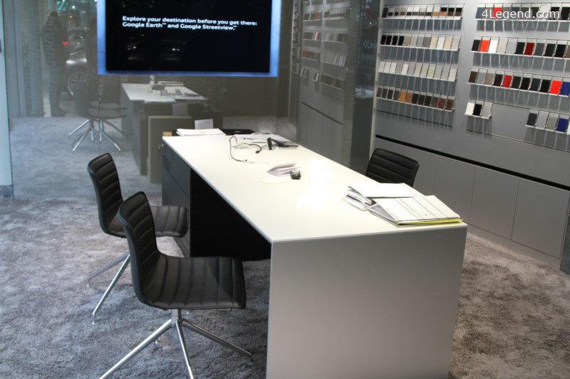audi city paris. Black Bedroom Furniture Sets. Home Design Ideas