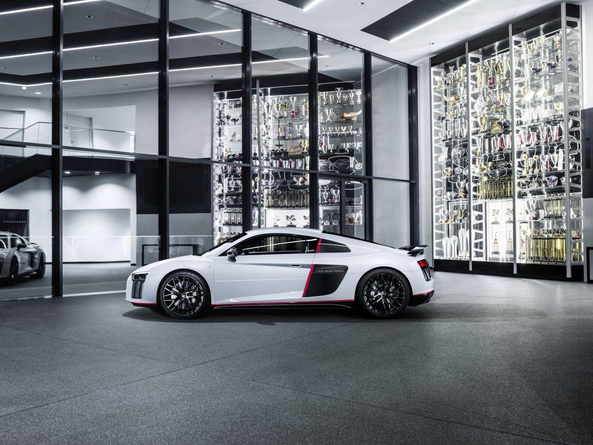 Audi R8 Coupé V10 plus « selection 24h » - Une édition limitée de l'Audi R8