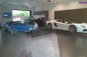 Lamborghini Shanghai Central – Une concession Lamborghini en Chine