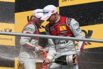 Edoardo Mortara est le premier vainqueur en DTM de la saison 2016