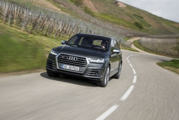 L'Audi SQ7 TDI remporte l'Autocar Innovation Award 2016 pour ses technologies 48 V
