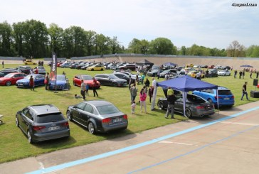 Rassemblement Audi S/RS Motor Show à Salbris le 21/05/2016
