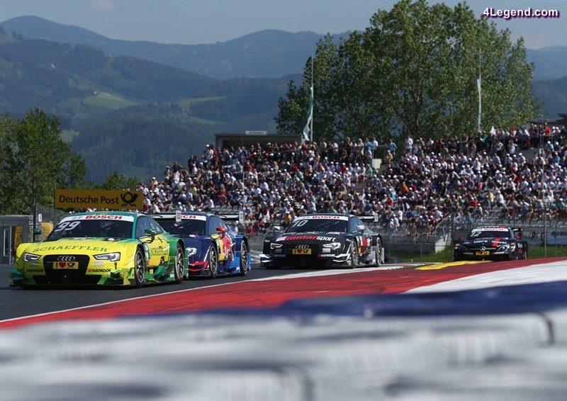 Schaeffler Audi RS 5 DTM #99 (Audi Sport Team Phoenix), Mike Rockenfeller