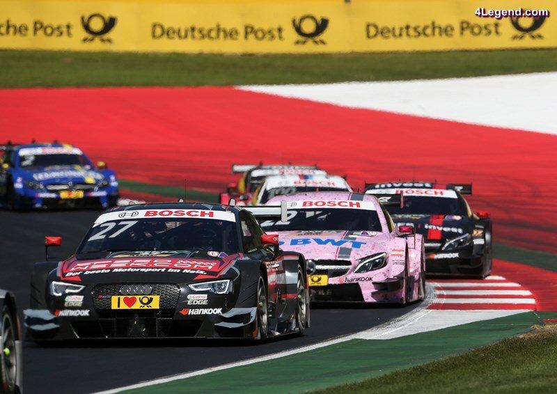 Speedweek.com Audi RS 5 DTM #27 (Audi Sport Team Rosberg), Adrien Tambay