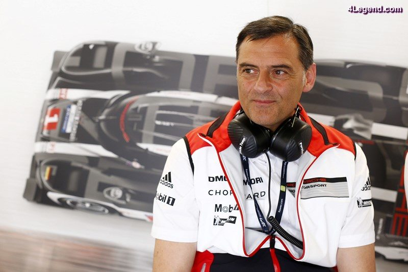 Dr. Michael Steiner, Vorstand Forschung und Entwicklung Porsche AG