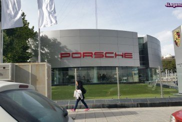Porsche Center Iran à Téhéran