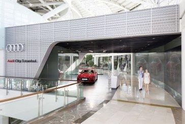 Ouverture de l'Audi City Istanbul en Turquie