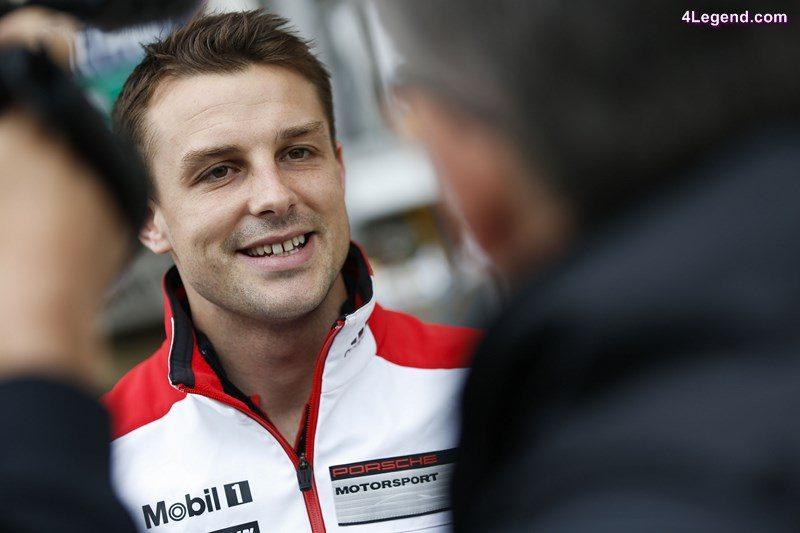 Porsche Motorsport: Earl Bamber