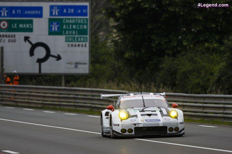 Porsche 911 RSR (92), Porsche Motorsport: Frederic Makowiecki, Earl Bamber, Joerg Bergmeister