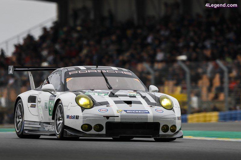 Porsche 911 RSR (91), Porsche Motorsport: PatrickPilet, KevinEstre, NickTandy