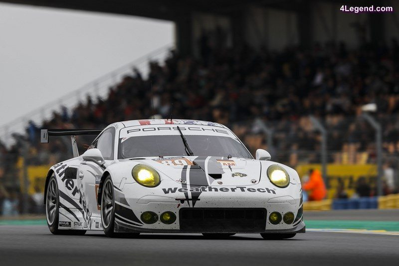 Porsche 911 RSR (89), Proton Competition: Cooper Mac Neil, Leh Keen, Marc Miller