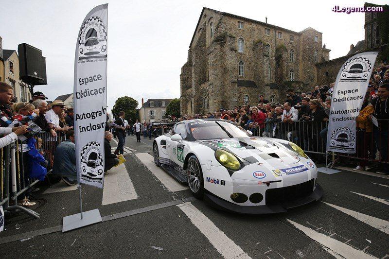 Porsche 911 RSR (92), Porsche Motorsport