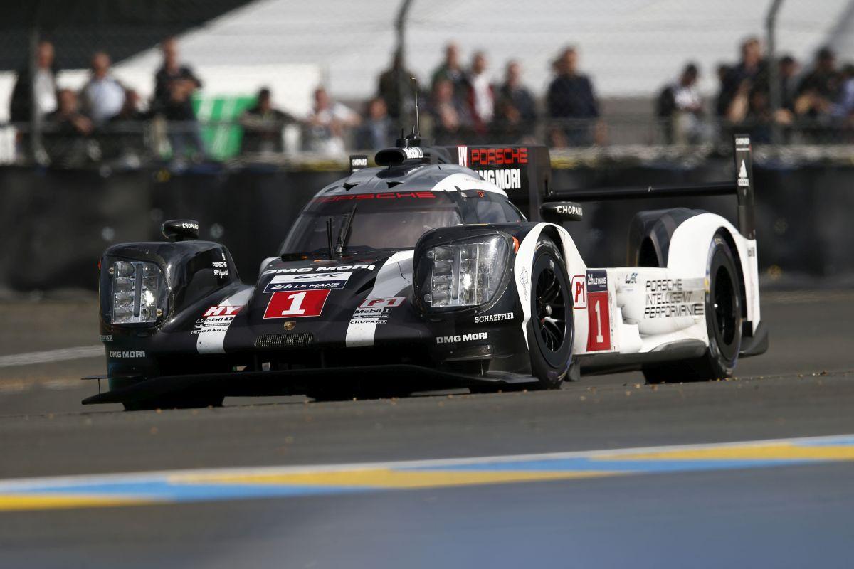24 Heures du Mans 2016 - Porsche domine les deux premières séances de qualification