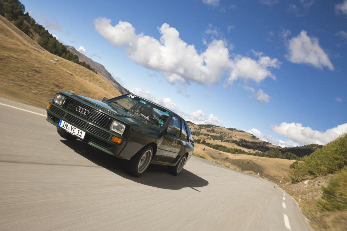 Audi est le sponsor principal du Donau Classic 2016