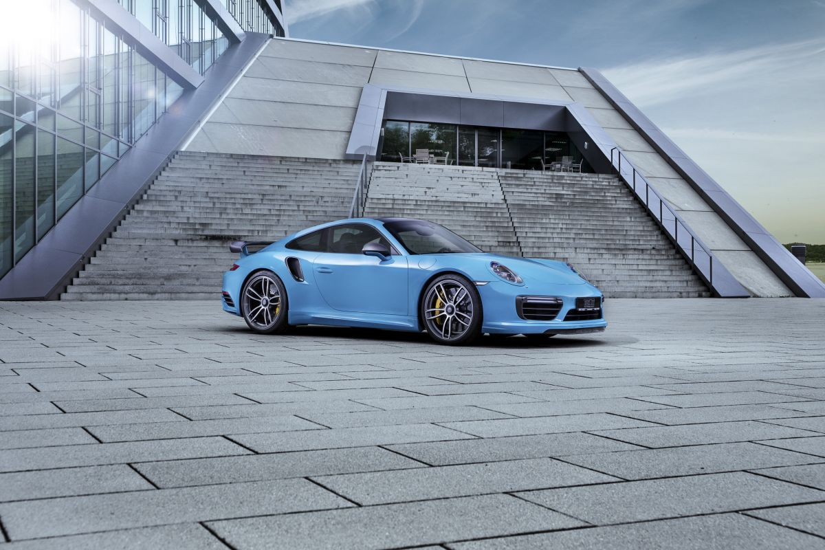 Nouveaux Powerkits TECHART Techtronic pour Porsche 911 Carrera S et 911 Turbo S (type 991 - 2)