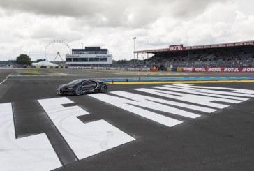 24 Heures du Mans 2016 – Première présentation en France de la Bugatti Chiron