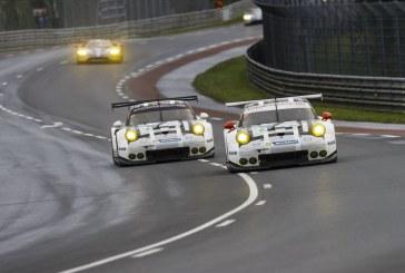 24 Heures du Mans 2016 – Les Porsche 911 RSR n'ont pas brillé durant la course en GTE-AM et GTE-PRO