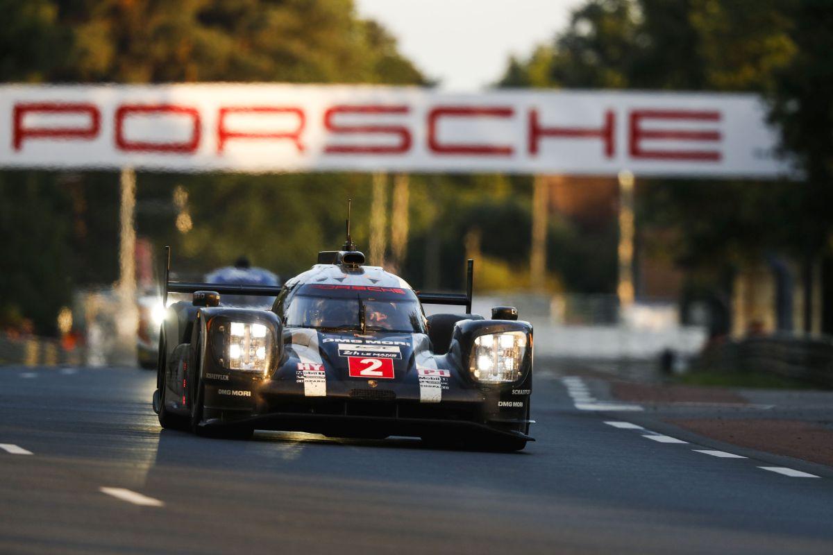 24 Heures du Mans 2016 - Faits de course de la victoire de Porsche